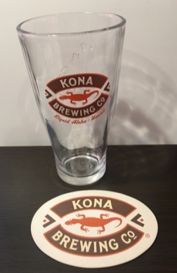 KONA BREWINGグラス