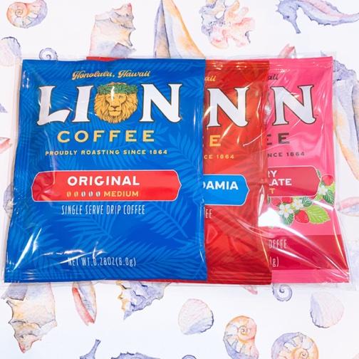 ライオンコーヒーセット