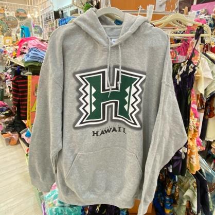 ハワイ大学パーカー
