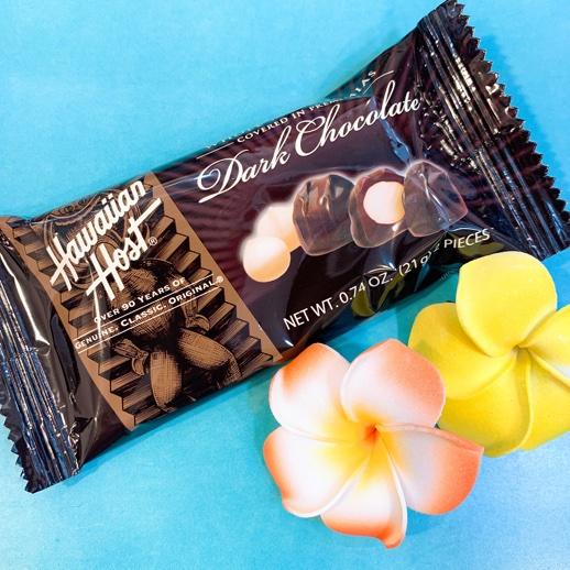 Hawaiian Hostマカダミアナッツダークチョコレート