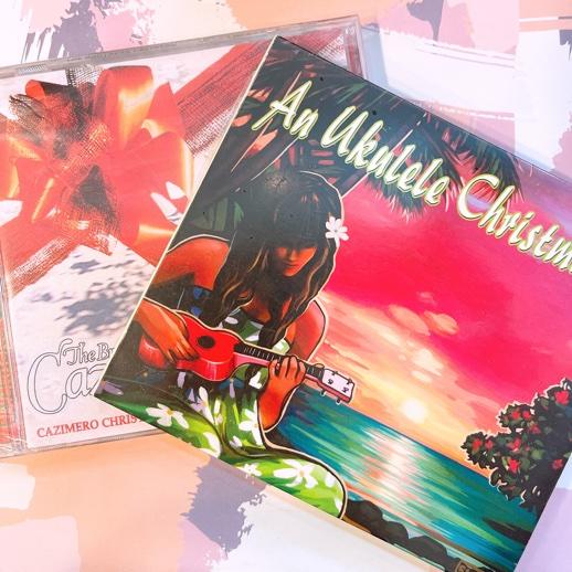 ハワイアンクリスマスCD