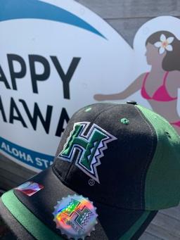 ハワイ大学キャップ