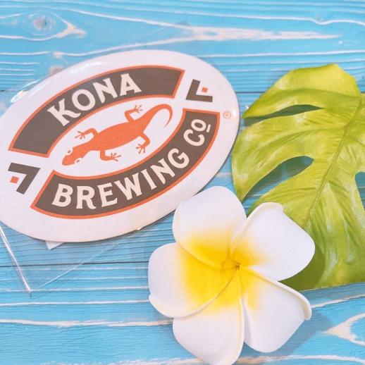 kona brewingコースター