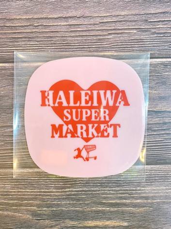 ハレイワスーパーマーケット限定コースター