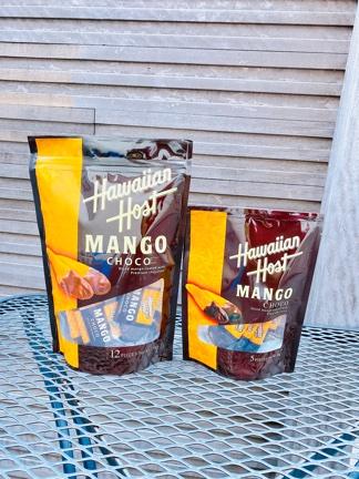 マンゴーチョコレート