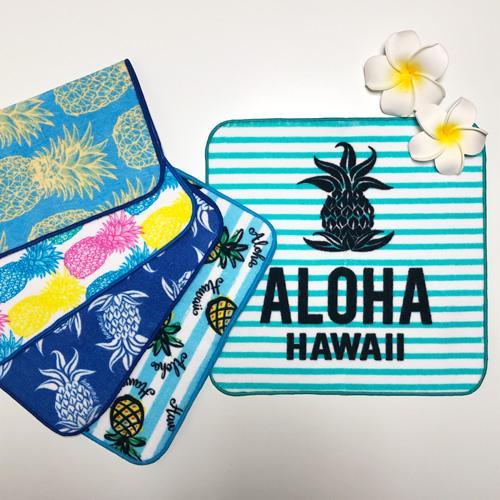 ハワイ直輸入 ハンドタオル
