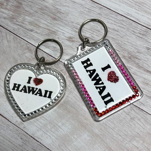 ハワイ直輸入キーチェーン