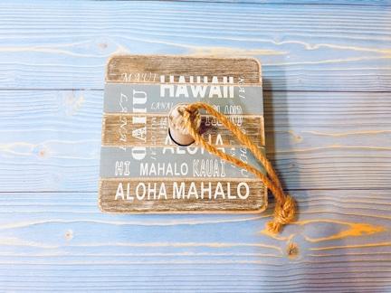 ハワイアンコースターセット