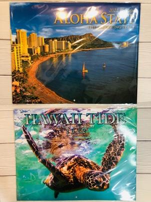 HAWAII直輸入2022カレンダー