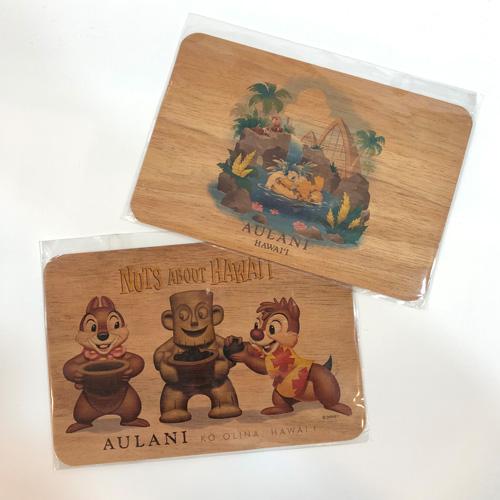 ハワイ直輸入アウラニ限定ポストカード